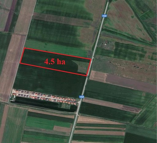 Teren intravilan de vanzare Sibiu zona Sura Mica 45000 mp - imaginea 1