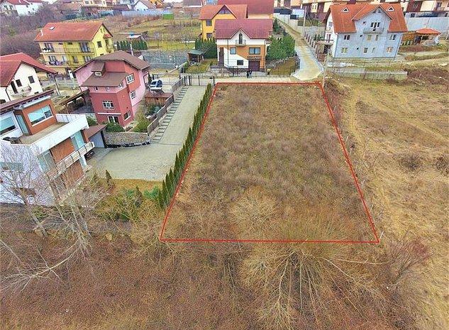 Teren intravilan de vanzare in Sibiu zona Strand II - imaginea 1