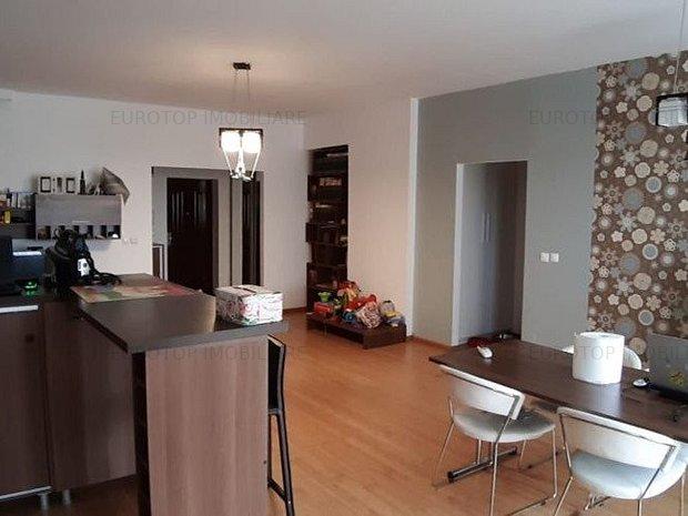 Apartament spatios 79 mp utili, Bucurestii Noi, Metrou Straulesti, sect.1 - imaginea 1
