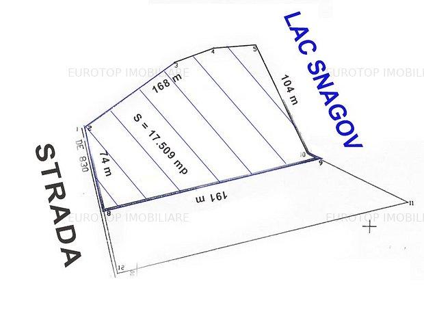 104 ML Deschidere directa LACUL NAVIGABIL SNAGOV - imaginea 1