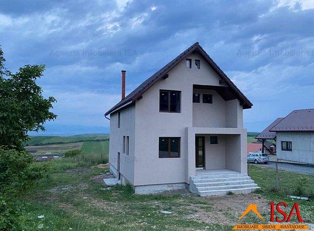 Casa Noua S+P+M – SURA MARE - imaginea 1