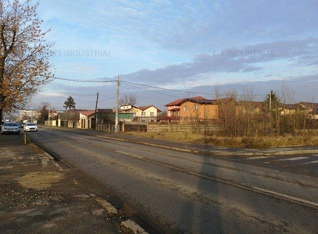 Teren 945 mp - deschidere dubla - 25 m deschidere la Bucuresti-Magurele - imaginea 1
