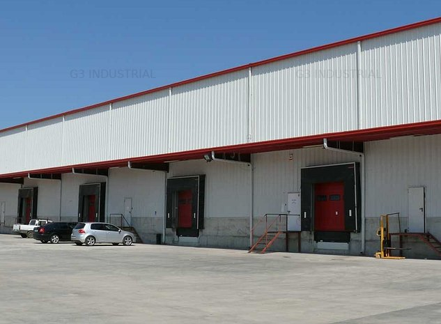 Spatii pentru productie sau depozitare - A1 Bucuresti-Pitesti - imaginea 1