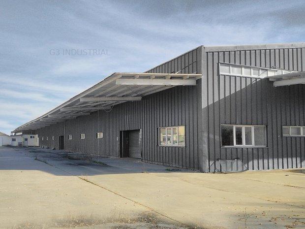 Hala industriala - Pipera Nord  - imaginea 1
