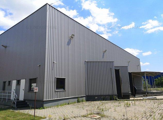 Depozitare - Productie - Birouri - Centura vest - A1 - imaginea 1