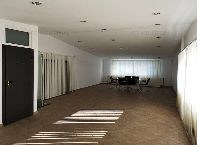 Imobil individual - depozit /birouri /showroom - Bl. Timisoara - imaginea 1
