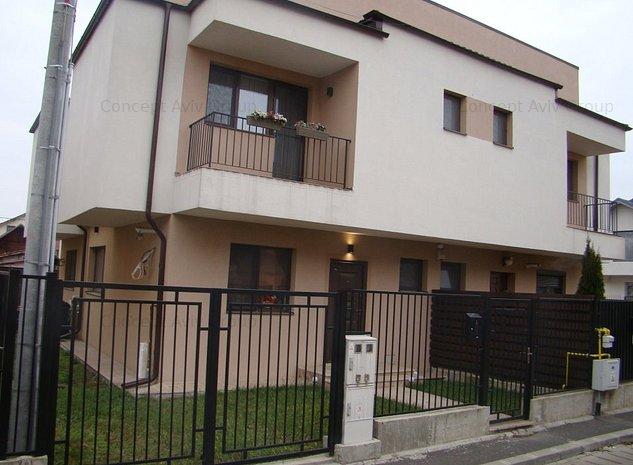Vila stil duplex Bragadiru-Ciocarliei - imaginea 1