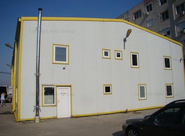 Hala metalica productie+birouri - imaginea 1
