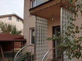 Casa de vânzare sau de închiriat 6 camere, în Bucuresti, zona Straulesti