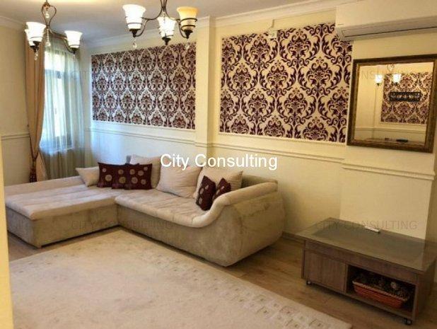 Inchiriere apartament 5 camere Gradina Icoanei - imaginea 1