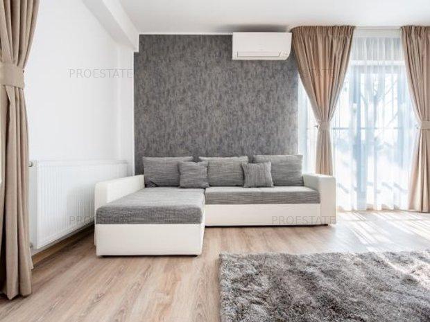 Doamna Ghica imobil 2019 închiriere apartament 2 camere mobilat! - imaginea 1
