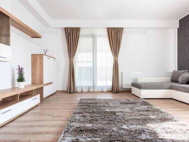 Doamna Ghica imobil 2019 închiriere apartament 2 camere mobilat! - imaginea 2