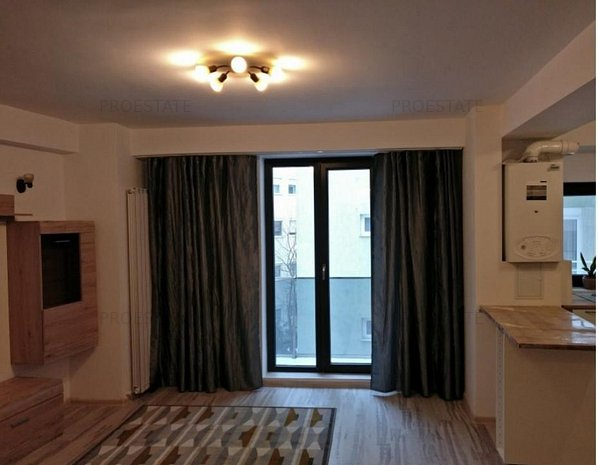 Herastrau inchiriere apartament de lux 2 camere in imobil nou! - imaginea 1
