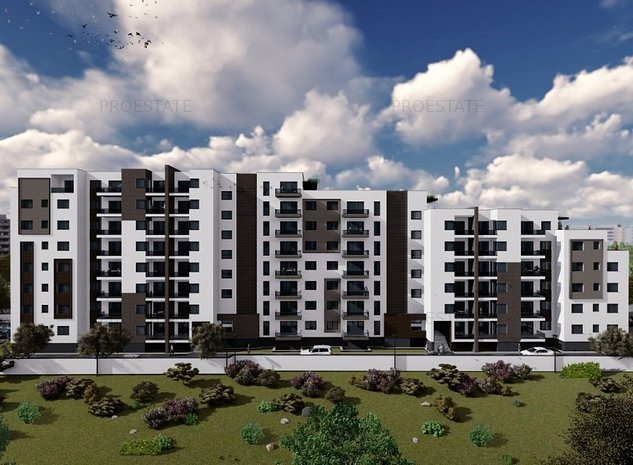 Apartament 2 camere Basarabia, C Georgian, complex Green Residence - imaginea 1