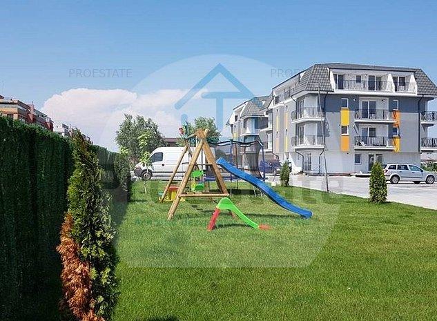 Apartament 2 camere, complex Maramures Residence, loc de parcare inclus! - imaginea 1