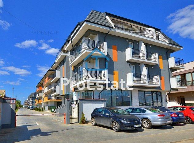 Apartament 2 camere parter in complexul Maramures Otopeni, rezervare rapida! - imaginea 1