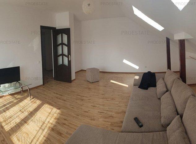 Apartament 2 camere decomandat mobilat utilat complet str. Postalionului - imaginea 1