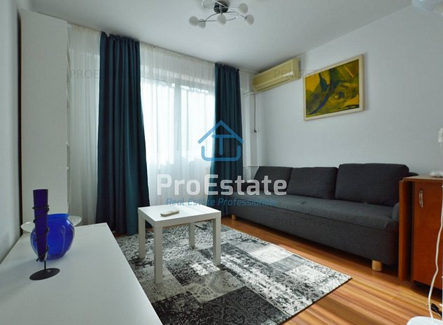 Apartament 2 camere mobilat si utilat | Dorobanti - Stefan cel mare - imaginea 1