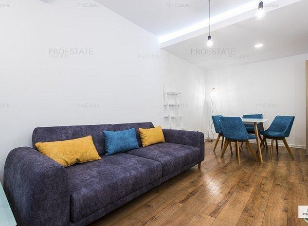 Apartament 2 camere Novum Invest, mobilat si utilat - imaginea 1