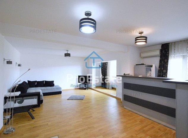 Apartament 2 camere Decebal, mobila si utilat - imaginea 1
