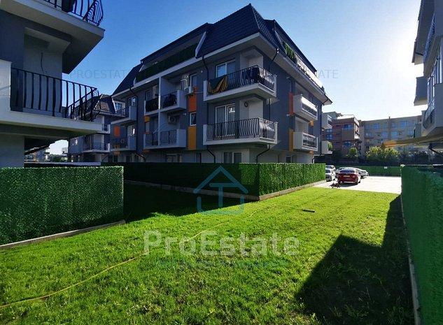 Apartament 2 camere cu gradina si loc parcare | complex Maramures | - imaginea 1
