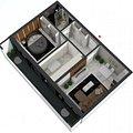 Apartament de vânzare 2 camere, în Măgurele, zona Central