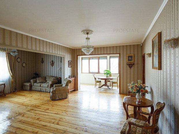 Parcul Carol etaj de vila amenajat boem ideal birouri! - imaginea 1