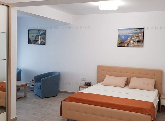 Apartament 1 camera in Complex Rezidential - imaginea 1