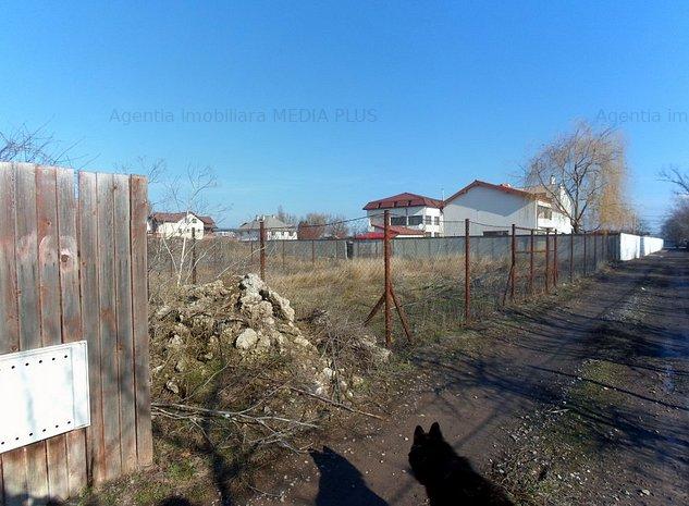 Teren Jandarmerie / Traian - Nord cu Autorizatie de Constructie in termen - imaginea 1
