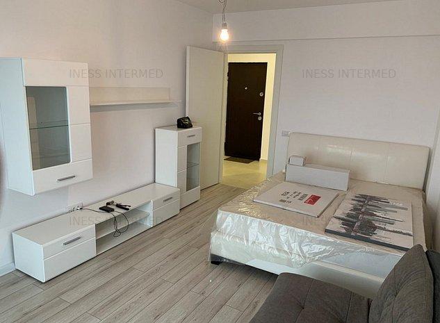 Studio Grozavesti-Novum Residence,totul nou,prima inchiriere - imaginea 1
