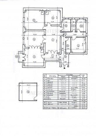 apartament 4 camere plus hol locuibil etaj 1/P+2 in Cotroceni - Carol Davila - imaginea 1