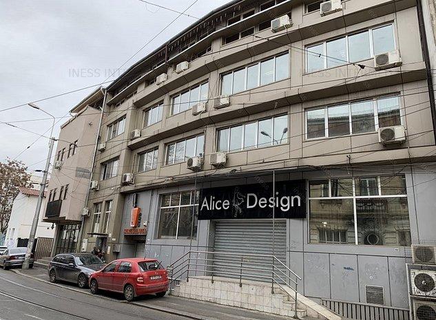 spatii birouri in zona Universitate - Piata Rosetti - imaginea 1