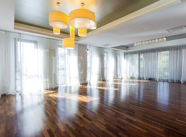 Inchiriere apartament spectaculos 5 camere   Kiseleff, Aviatorilor - imaginea 1