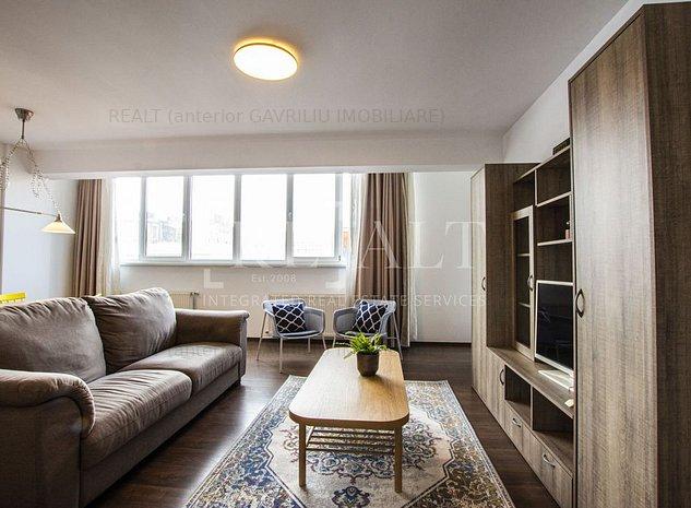Inchiriere apartament 3 camere | Clucerului, Arcul de Triumf - imaginea 1