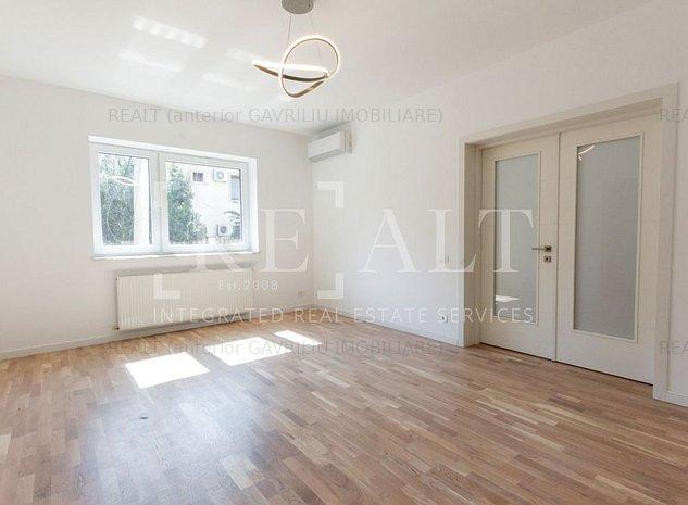 Inchiriere apartament 3 camere I Intrare separata, Vila, Birou I Floreasca - imaginea 1
