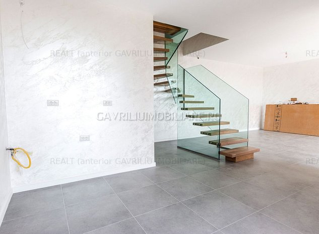 Vanzare casa/vila 4 camere Pipera - Popasului Residence - Premium, Smart home! - imaginea 1