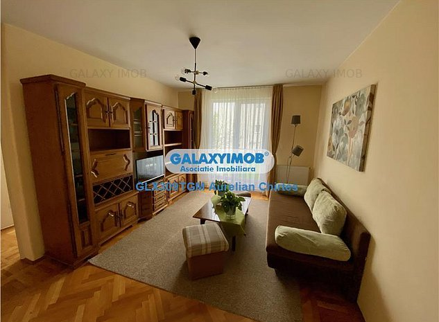 Inchiriez apartament cu 2 camere mobilat modern in 7 Noiembrie,etaj 2 - imaginea 1