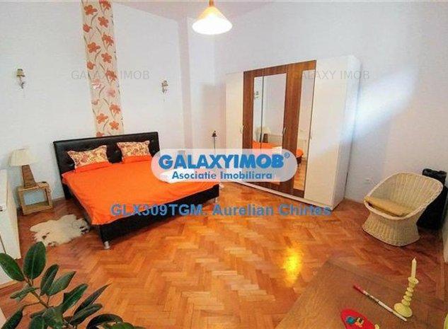 Inchiriez apartament cu 2 camere, ultracentral mobilat si utilat lux - imaginea 1