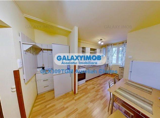 Inchiriez apartament cu 2 camere modern mobilat la 4 minute de UMF - imaginea 1