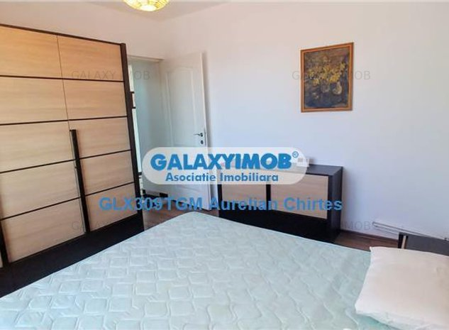 Inchiriez apartament cu 2 camere in 7 Noiembrie mobilat complet - imaginea 1