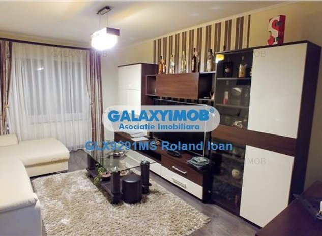 Vand apartament cu 4 camere, mobilat si utilat modern, zona Diamant - imaginea 1