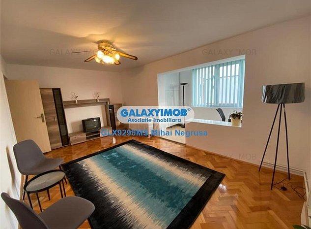Inchiriez apartament cu 3 camere, proaspat renovat, in cartierul Dambu - imaginea 1
