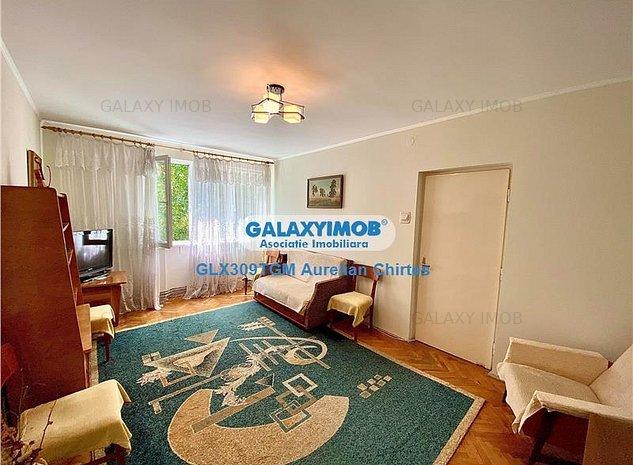 Vand apartament cu 2 camere, str Victor Babes la 7-10 min de UMF - imaginea 1