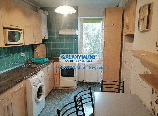 Inchiriere apartament cu 2 camere decomandate aflat in 7 Noiembrie - imaginea 1