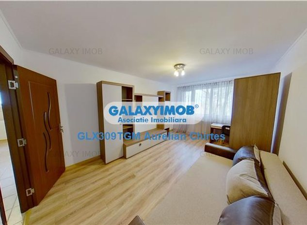 Inchiriez apartament cu 2 camere in Cornisa la 4 minute de UMF - imaginea 1