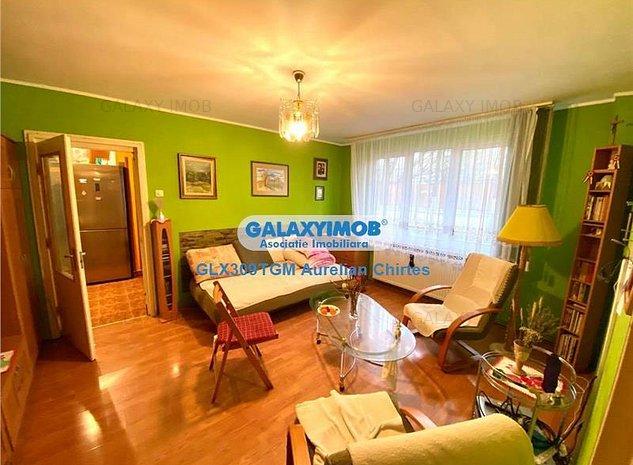 Inchiriez apartament cu 2 camere situat in 7 Noiembrie, zona UMF - imaginea 1