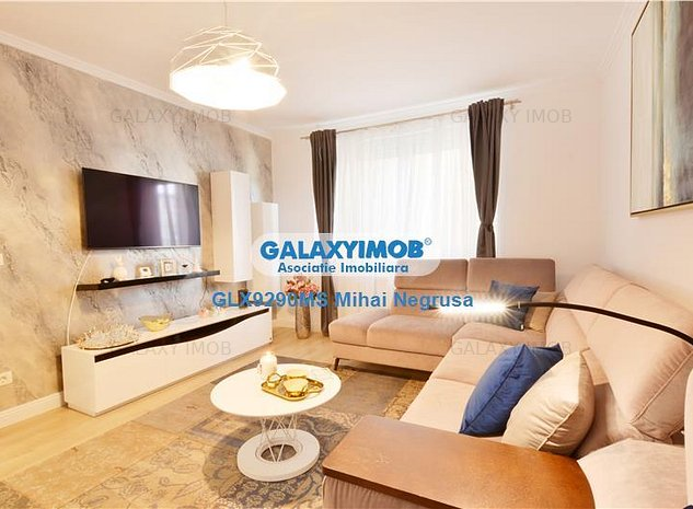 Inchiriere apartament singur pe nivel, 4 camere, lux, in 7 Noiembrie - imaginea 1