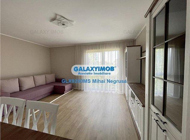 Inchiriere apartament cu 3 camere, amenajat modern, bloc nou, central - imaginea 1