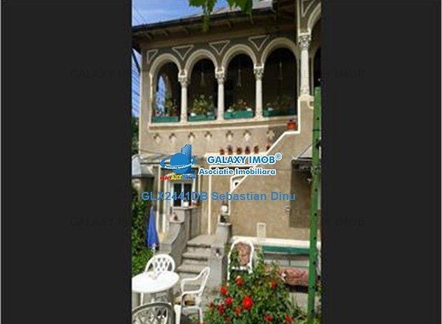 Vila, monument arhitectonic de vanzare, Targoviste - imaginea 1