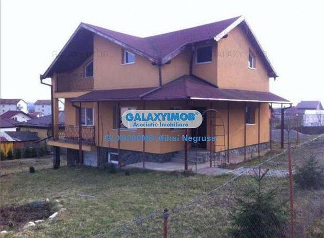 Vand casa cu 4 camere in Santana de Mures, ce are un teren de 1000 mp - imaginea 1